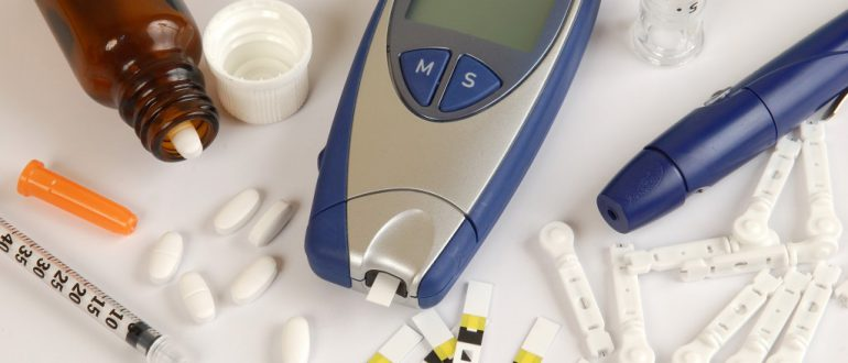 Акупунктура несахарного диабета