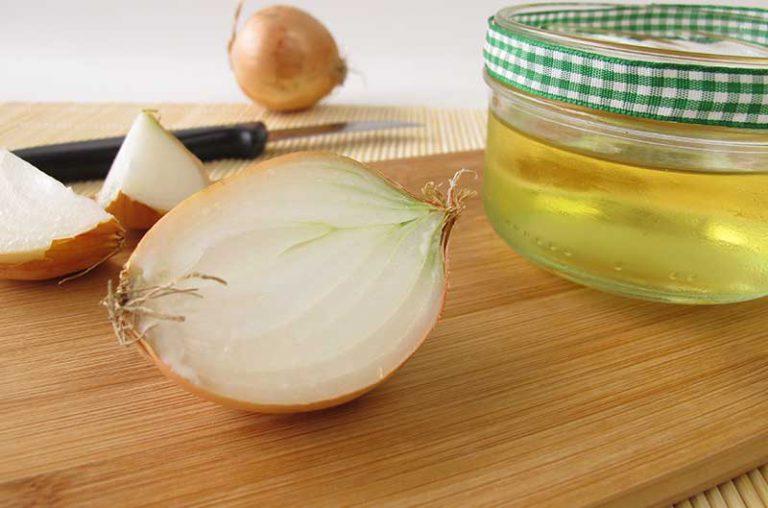 Как приготовить настоя лука или чеснока