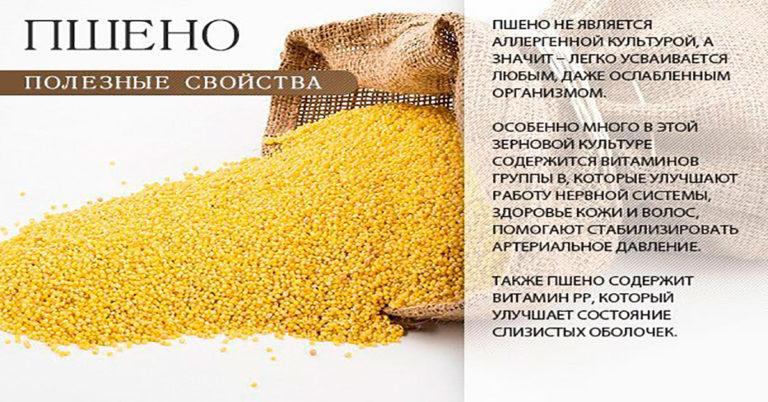Пшеничная каша для диабетиков