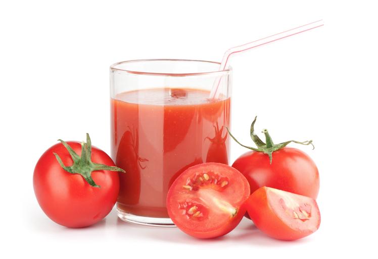 Как правильно сделать сок из помидоров 493