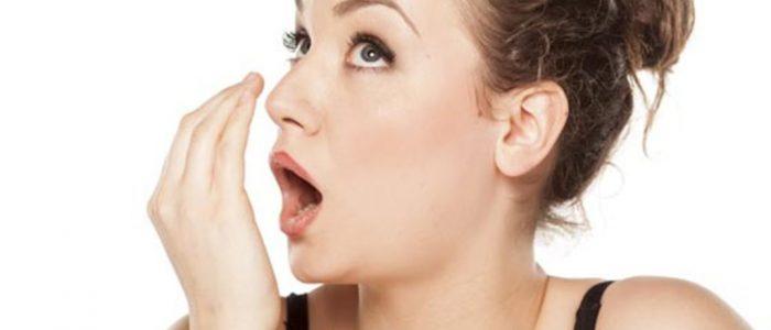 Диабет запах изо рта