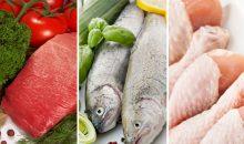 Гликемический индекс рыбы и мяса