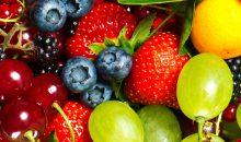 ГИ фруктов и ягод